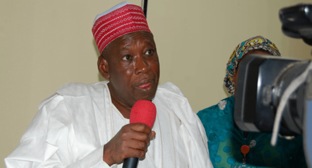 YOUR EDUCATION IS SUPERFICIAL - GANDUJE ATTACKS KWANKWASO