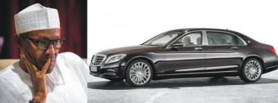 Image result for Buhari rejected N400m Car Approved By Jonathan In 2015