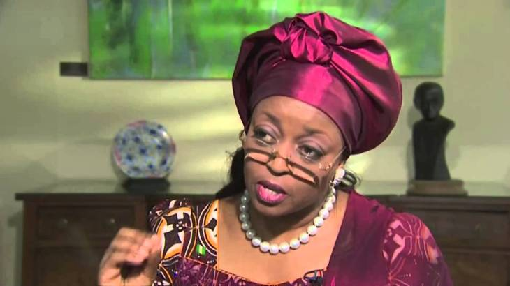 Yahoo boys are now role models in Nigeria - Diezani Madueke [VIDEO ...