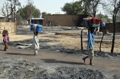 Taraba residents flee to Nasarawa