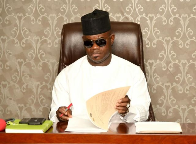 YAHAYA BELLO, THE CHIEF JUSTICE BROUGHT TO COURT FOR FUNDS FROM THE JUDICIARY