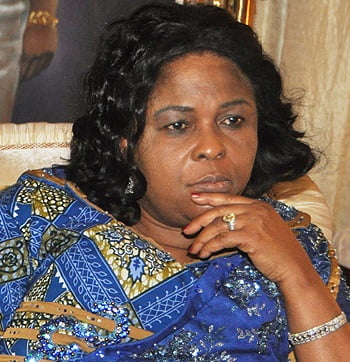 Seized $5.7m: Nobody has complained I stole their money- Patience Jonathan tells court