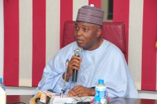 Image result for Nigeria needs a leader that can unite the nation - Saraki