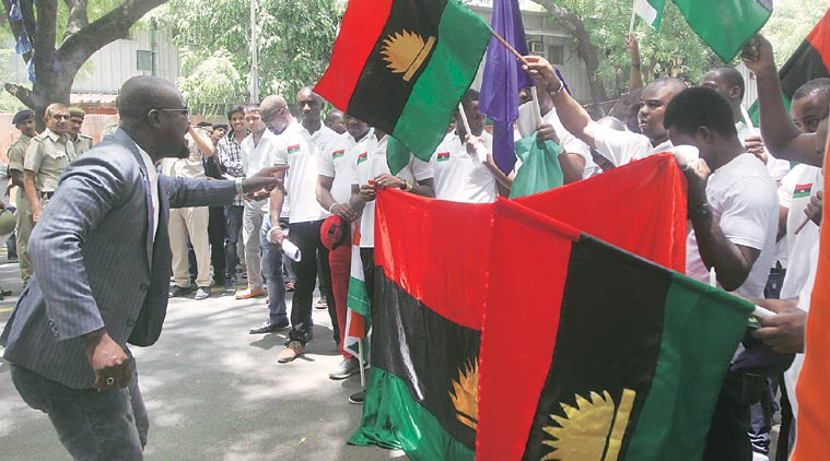 Image result for MASSOB warns attacks on Igbo won't be tolerated again in Nigeria