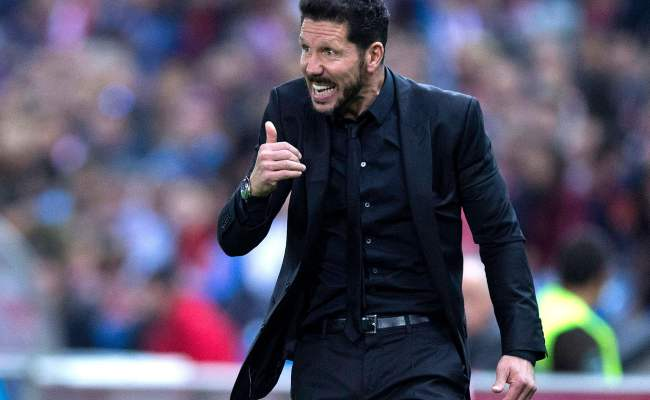 Atletico Madrid Vs Arsenal Simeone Lauds Players Effort