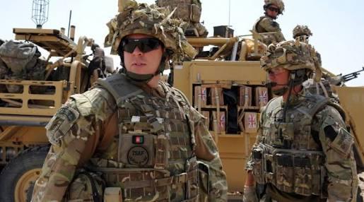 British Military To Train 300 Regiment Personnel In