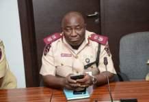 Federal Road Safety Corps Frsc Bisi Kazeem Public