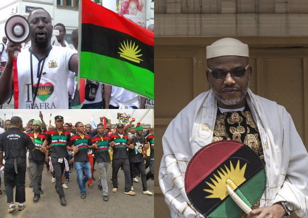 Image result for BIAFRA: IPOB fixes referendum same day with Nigerian presidential election