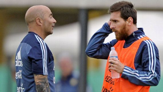 Lionel Messi may not have saved us from defeat to Super Eagles, says Argentine Coach