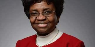 African Prof Mojisola Adeyeye Nafdac Director General Chair