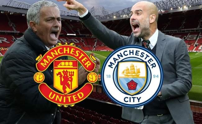 Manchester United V Manchester City Team News