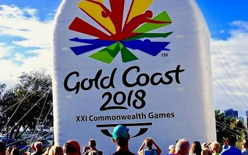Image result for 21st Commonwealth Games