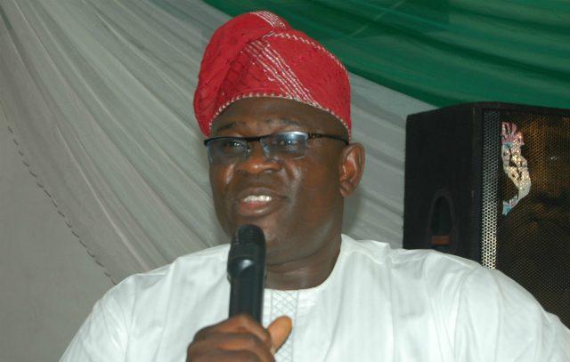 Image result for how oyo speaker michael-adeyemo slumps dies