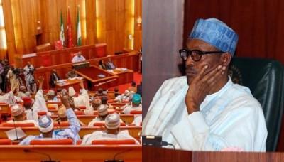 Image result for senate and buhari