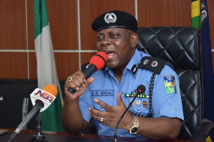 Image result for I remain Lagos police commissioner – Edgal Imohimi