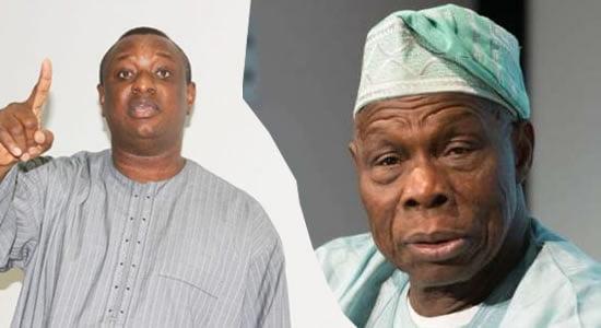 Image result for Festus Keyamo Obasanjo