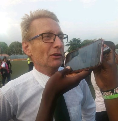 Super Falcons' coach blows hots after 1-0 loss to France, blasts officials 1