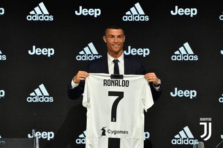 Ronaldo alla Juventus International Champions Cup   Numerosette Magazine