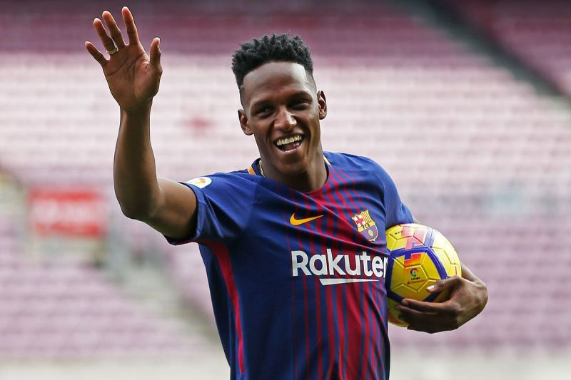 Everton has agree €32m deal for Yerry Mina