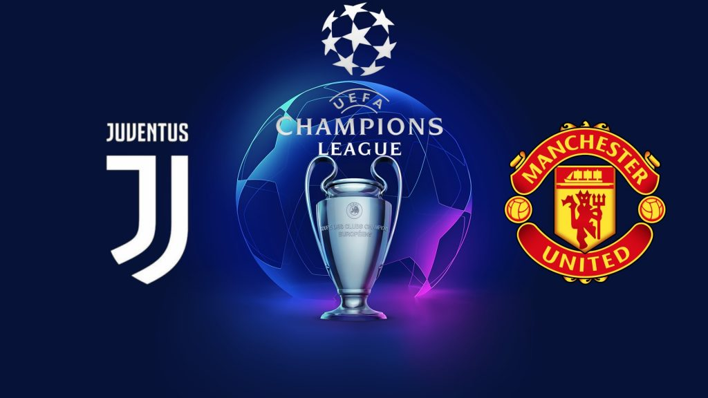 Champions League Juventus Vs Manchester United Team News
