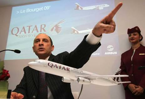 Image result for Qatar Airways: We were never interested in Nigeria Air