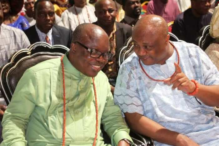 2019 election: Uduaghan, Ogboru, Omo-Agege, other APC leaders meet