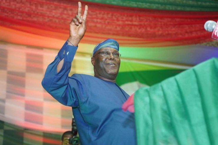 Nigeria Decides: Live Updates, Results and Situation Report of 2019 Presidential Election. Atiku Lagos 3 1024x683