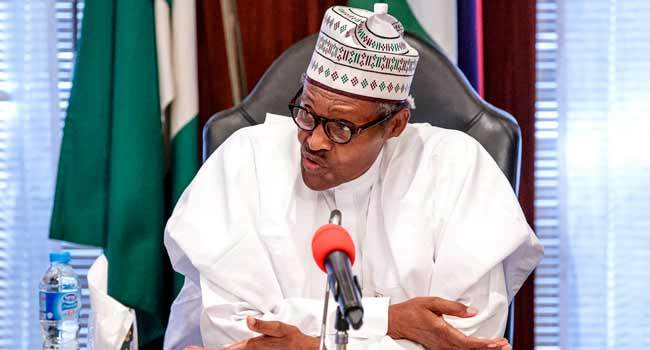 Nigeria Decides: Live Updates, Results and Situation Report of 2019 Presidential Election. Buhari1