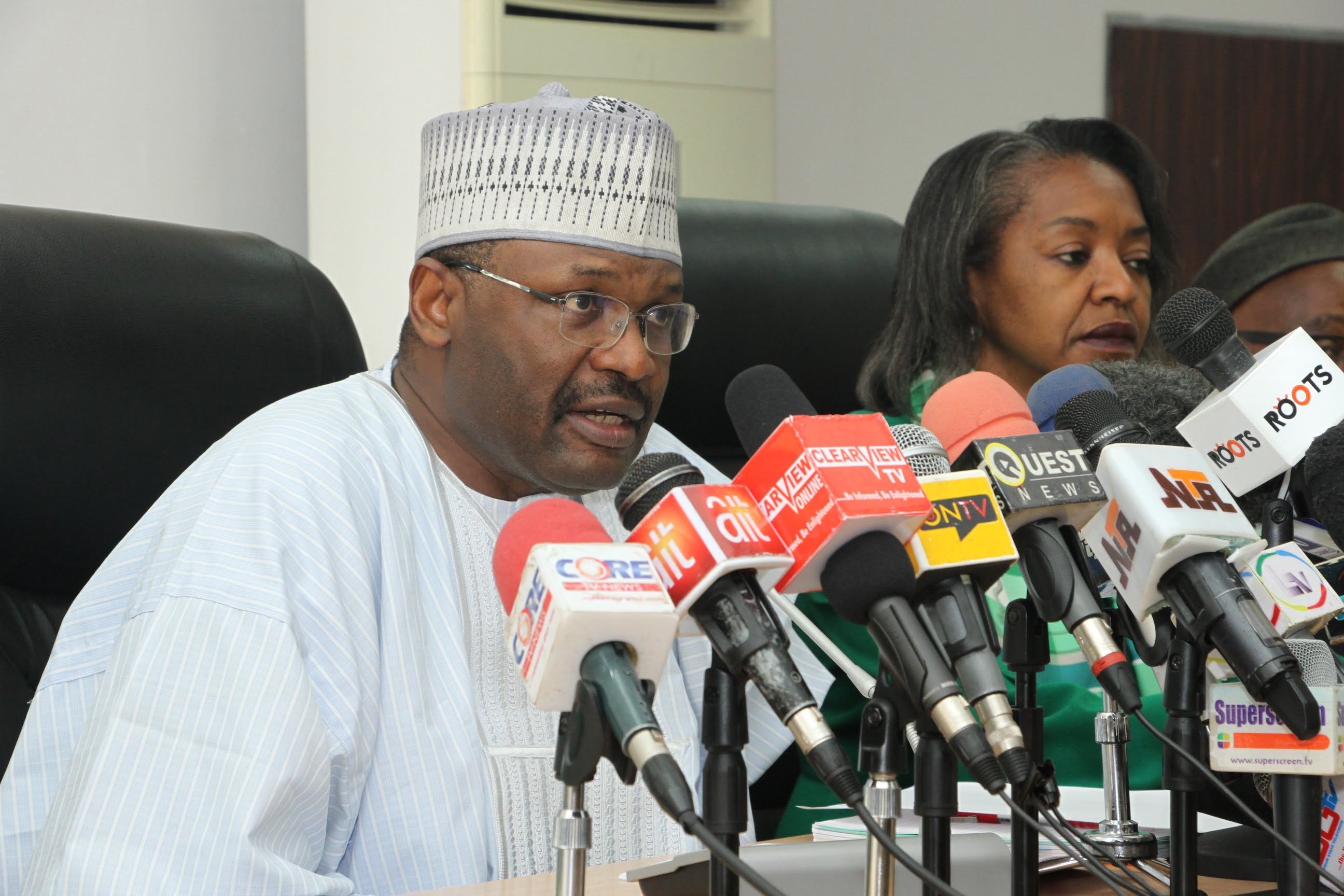 yakubu - INEC speaks on conducting CVR for Kogi, Bayelsa governorship election