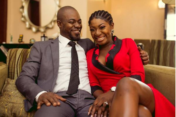 Yvonne Jegede talks about her collapsed marriage