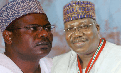 Ndume lawan - NASS election: Details of what Ndume, Lawan said after their nominations