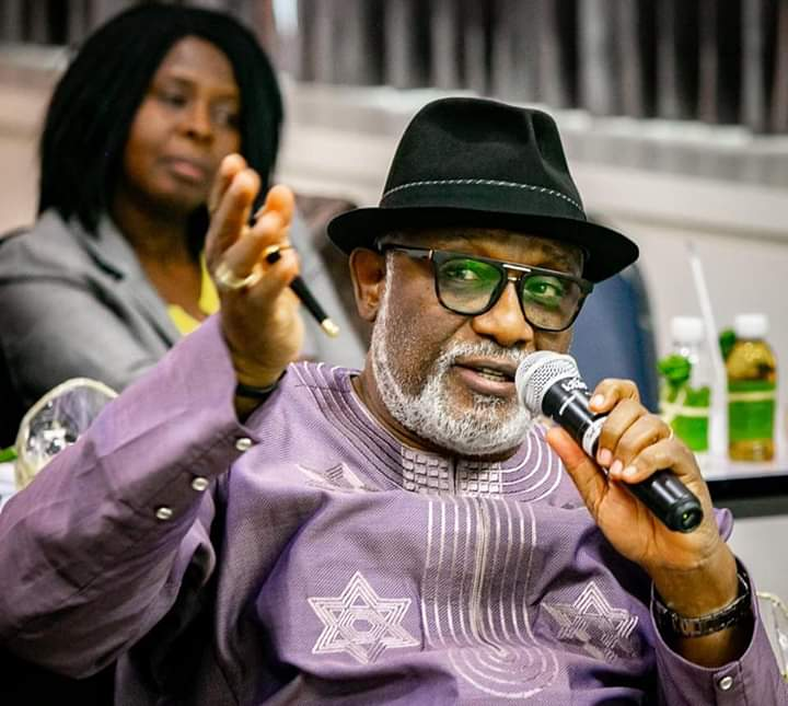 FB IMG 1557850716853 - June 12: History will never forget Buhari for his action - Gov Akeredolu
