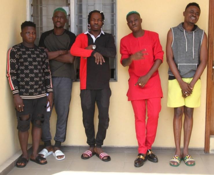 zlatan BREAKING: Why we arrested Naira Marley, Zlatan Ibile, Rahman Jago, others – EFCC gives details [PHOTOS] IMG 0778