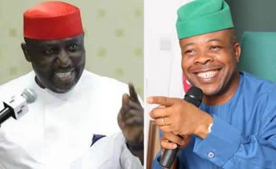 Image result for Okorocha , Ihedioha
