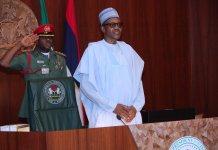 President Muhammadu Buhari Federal Executive Council