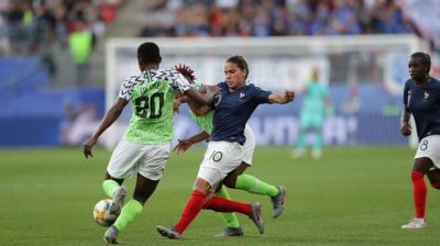 Nigeria vs France: Presidency reacts as Super Falcons lose at Women's World Cup 1