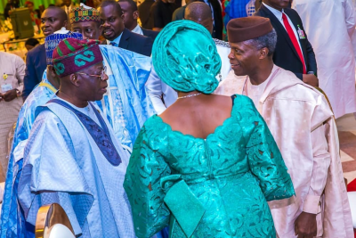 Photos: Democracy Day: Buhari hosts world leaders to dinner 3