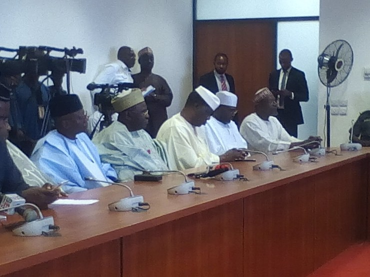 9th NASS: Lawan reveals intention for National Assembly 9th NASS: Lawan reveals intention for National Assembly IMG 20190619 132853