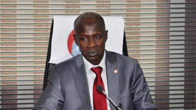 Police writes Magu, insists he is being detained by presidency
