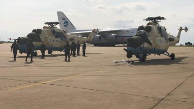 How NAF pounded insurgents in Borno on Thursday