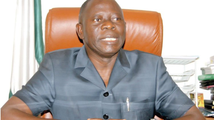 Oshiomhole reveals APC's next step as INEC gives PDP's Diri certificate 1