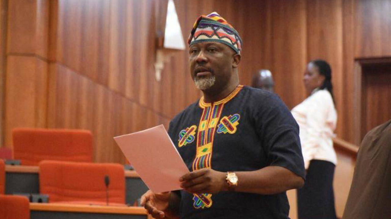 Dino Melaye - Kogi Guber: Dino Melaye picks PDP nomination form