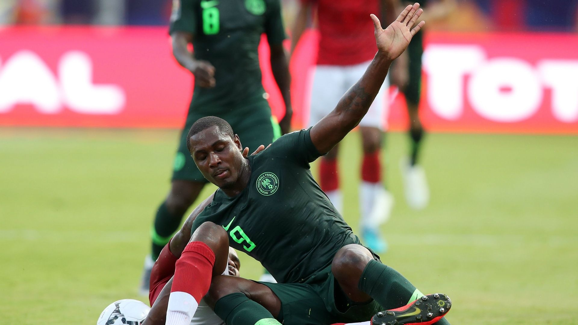 Ighalo Eagles 59a2df850f4 - AFCON 2019: South Africa coach reveals plan to stop Ighalo, speaks on beating Nigeria again