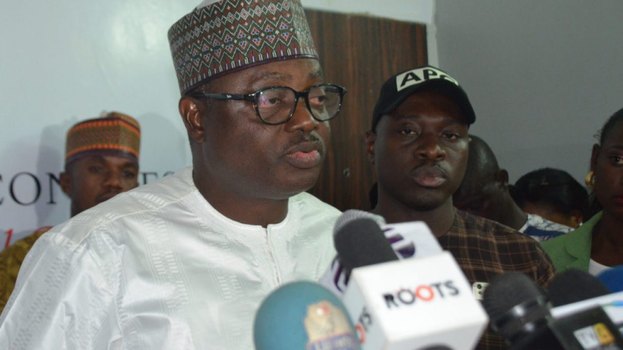 Lanre Issa Onilu 1 - Nigeria becoming one-party state - APC