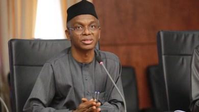 Gov. El-Rufai calls for restructuring of Nigeria - We have no excuse