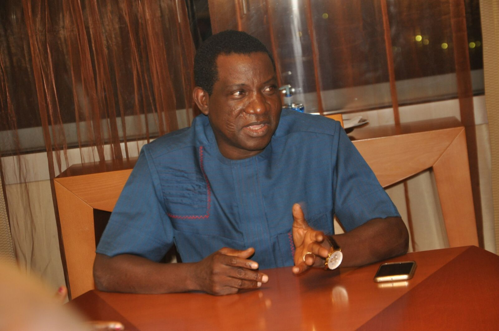 lalong - Gov. Lalong speaks on interfering in Plateau Assembly affairs