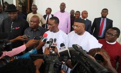 Niger Delta governors under fire over underdevelopment