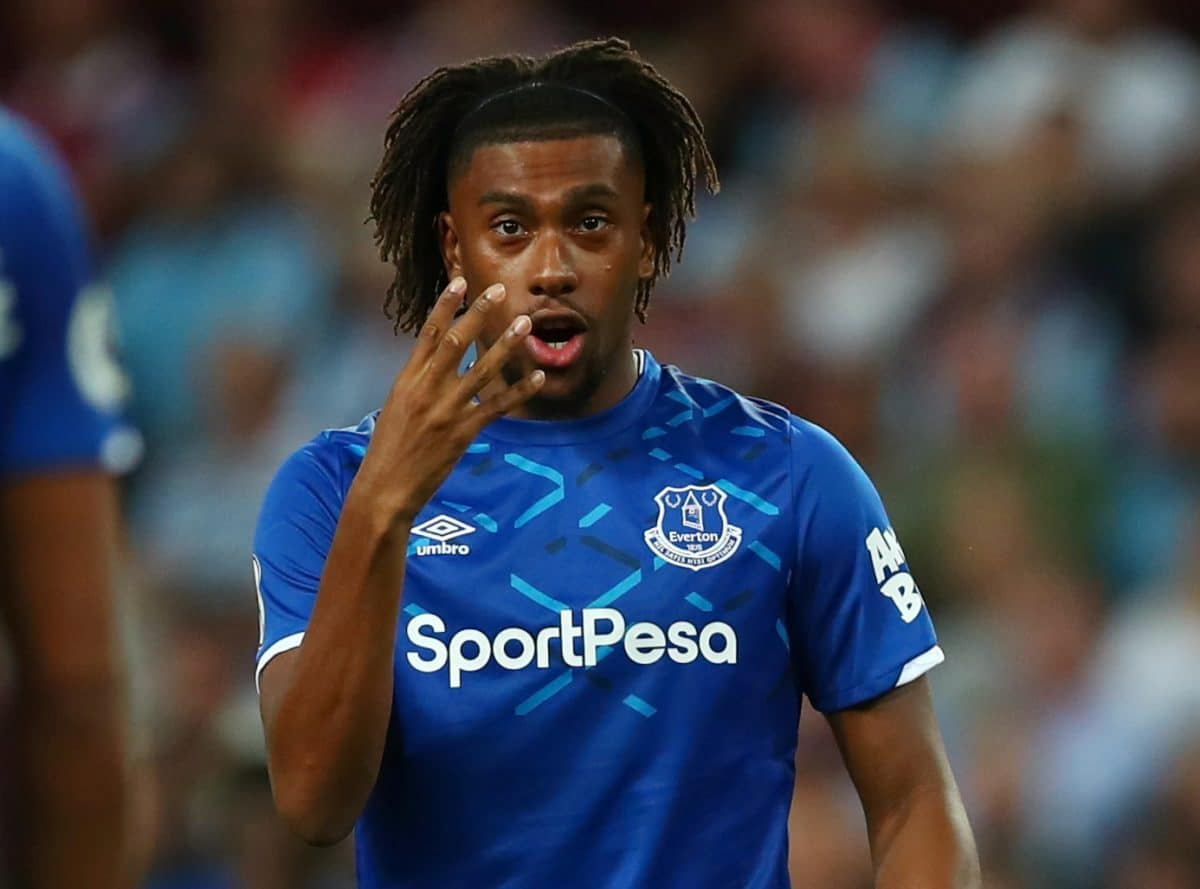 Alex Iwobi - EPL: Iwobi reveals how move from Arsenal to Everton happened