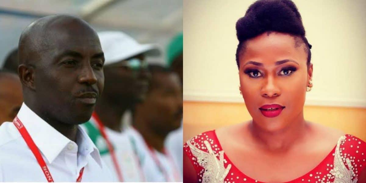 siasia uche - What FIFA ban on Samson Siasia means to Nigeria football - Uche Jombo