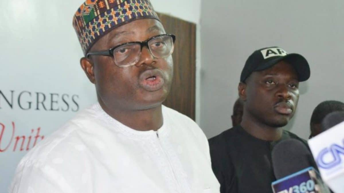 Lanre Issa Onilu e1548017909128 - Nigeria at 59: Some persons plotting to cause division - APC